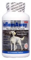 InflamAway Plus Dog Supplement
